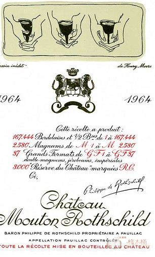 法国木桐酒庄将成立永久性博物馆展示名家所创作的酒标.